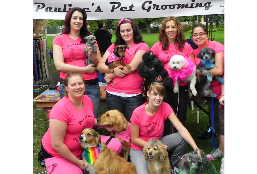 Talented Staff - Pauline's Pet Grooming